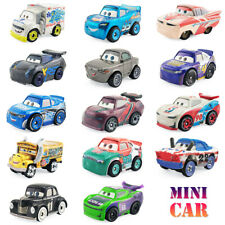 Mini Disney Pixar Cars 3 Mater Cruz McQueen Diecast Metal Toy Kid Birthday Gift