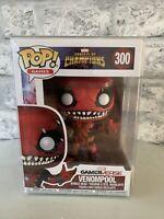 Venompool Funko Pop Vinyl Figure #300 Marvel Venom Deadpool Contest Of Champions