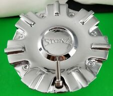 STONZ CENTER CAP # C705901CAP CHROME WHEELS CENTER CAP