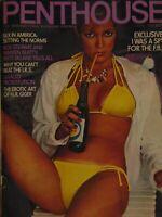Penthouse April 1980 Annie Hockersmith | Centerfold Only |    #IX-10 395