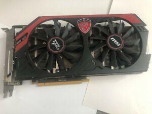 MSI GTX 760 4GB GDDR5 (N760 TF 4GD5/OC) GeForce GPU