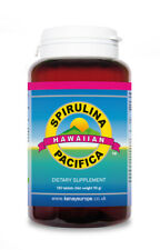 Spirulina Pacifica 500 mg, 180 tablets – dietary supplement