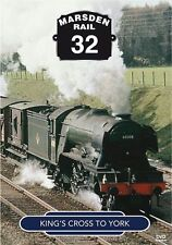 Marsden Rail 32: King's Cross to York