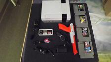 Nintendo NES Console (Refurbished New Capacitors/72 pin Connection) Bundle