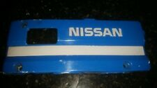 90-96 NISSAN 300ZX Z32 OEM THROTTLE CABLE COVER - BLUE