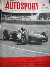 AUTOSPORT 28 FEBBRAIO 1964 * WARWICK Fattoria 100 & AUSTIN HEALEY 3000 MK 3 *