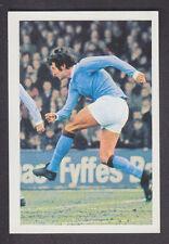 FKS-Meraviglioso Mondo di Calcio Stars 1969/70 # 165 Neil Young-Manchester City