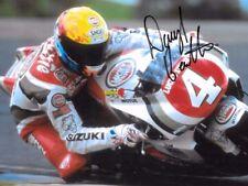 Daryl Beattie  SIGNED  Lucky Strike Suzuki RGV500   1995  Grand Prix Season