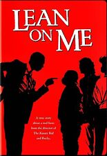 USED DVD - LEAN ON ME - Morgan Freeman, Robert Guillaume, Beverly Todd,