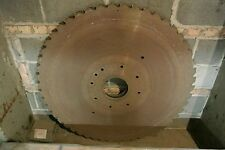 (2) 5/16 in, 45 1/4 in Diameter, Circular Saw Blades