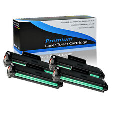 4PK MLT-D104S Black Toner For Samsung ML-1666 ML-1670 ML-1675 ML-1860 Printer