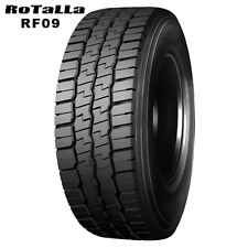 2 x BRAND NEW 235/65R16C ROTALLA RF09 TYRES 235-65-16C