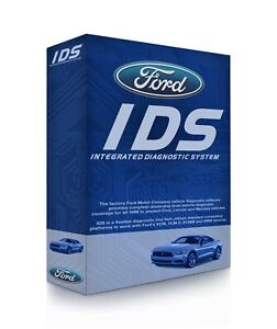 FORD IDS + FDRS 1 year License OEM, Remote Support (FJDS also available)
