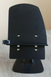 Large, Sturdy Black Paper / Book Reading Stand