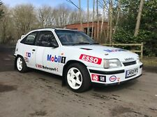 Astra GTE 16V Rally car must be seen great car