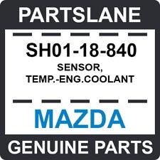 SH01-18-840 Mazda OEM Genuine SENSOR, TEMP.-ENG.COOLANT