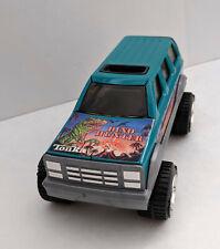 Vintage 1992 Tonka Dino Hunter Truck dinosaurs jurassic park toy