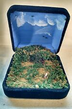 miniature diorama pastoral scene  * goddworld in your pocket * z scale