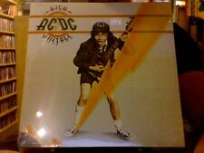 AC/DC High Voltage LP sealed vinyl RE reissue