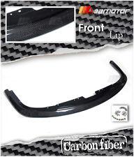 STI STYLE CARBON FIBER FRONT BUMPER LIP SPOILER for 06 07 SUBARU IMPREZA WRX GDB