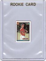 RC~CHIPPER JONES 1991 Topps Micro ROOKIE CARD~'91~WORLD SERIES~MVP~ALL-STAR~Mini