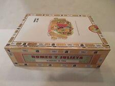 Romeo Y Julieta Empty Wooden Cigar Box Made in Dominican Republic