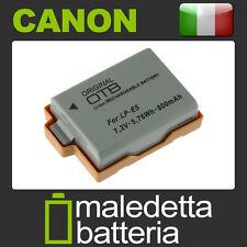 Batteria Alta Qualità per Canon EOS 450D
