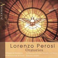 Lorenzo Perosi: Oratorios [Box Set], New Music