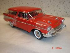 Danbury Mint 1957 Chevrolet Bel Air Nomad MIB