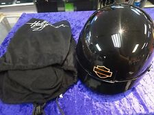 Harley Davidson HD-H03 XS Half Helmet with Bag