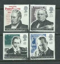 GB 1995 - Pioneers of Communication - Set  - Very fine used