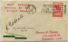 THE BRISBANE - ADELAIDE AIR RACE of DECEMBER 1936 16-18 Dec.1936 (AAMC.683)