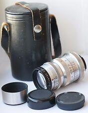 Rare! Meyer-Optik Gorlitz Trioplan Red V f/2.8 100mm Lens Exakta Pre-war design!