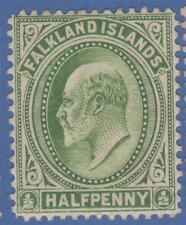 FALKLAND ISLANDS 22 NO FAULTS MINT  HINGED  VERY FINE !