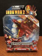 Transformers Crossovers Iron Man 2 Fighter Jet EM4111