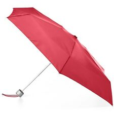 Isotoner totes Mini Manual Umbrella with NeverWet - 8702