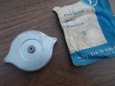 1959 1960 1961 Studebaker NOS Gas Cap 1548381 NEVER INSTALLED W/Big Ears VENTED