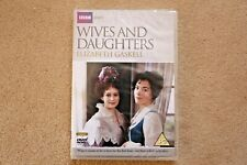 BBC WIVES AND DAUGHTERS   ELIZABETH GASKELL   BRAND NEW SEALED GENUINE UK DVD