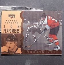 MIKAEL RENBERG 1996-97 Upper Deck  Ice Acetate Parallel  #46 Philadelphia Flyers