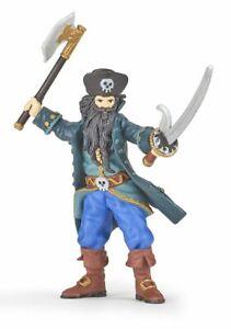 Papo 39477 Blackbeard 9 cm Piraten und Korsaren Neuheit 2021
