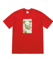Supreme Fuck face Tee-red-size M-sold out-confirmed