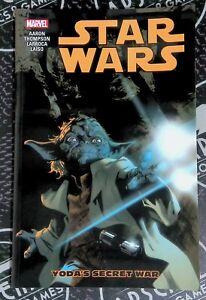 Star Wars Marvel Volume 5 2017 Yoda's Secret War High Grade Jason Aaron TPB