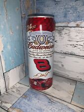 Budweiser #8 Dale Jr Empty 24oz Can VGC $12 Shipped!!