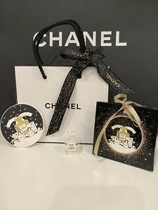 CHANEL No.5 L'eau Mini Edt Holiday Christmas VIP Gift NEW & AUTHENTIC