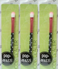 Poparazzi Concealer Brush Black (Small Dots) 3 Pack