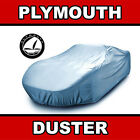 [PLYMOUTH DUSTER] CAR COVER ☑️ All Weather ☑️ Waterproof ☑️ Warranty ✔CUSTOM✔FIT