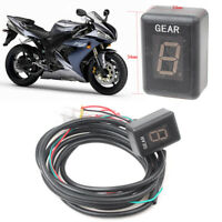 1-6 Speed Gear LED Red Display Indicator for Yamaha R1 R6 FZ6 FZS600 Motorcycle