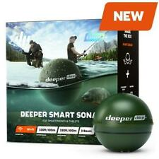 Deeper CHIRP + / Castable, Wireless, GPS Enabled, GPS Fish Finder / Fishing
