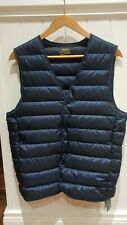 Ralph Lauren Polo mens performance down-filled gillet, vest (small) - RRP £225