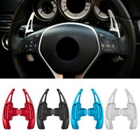 Steering Wheel Paddle Shift Extension For Mercedes-Benz A B E R M GLK SLK Class